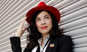 'I was in hospital for a month, then in a convalescent home for old people': Camille O'Sullivan.