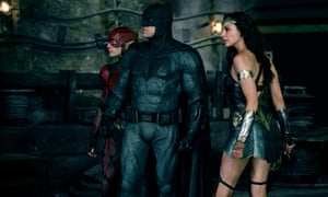 Five tasks justice league must complete to save the dc universe ezra miller ben affleck and gal gadot in justice league stopboris Images