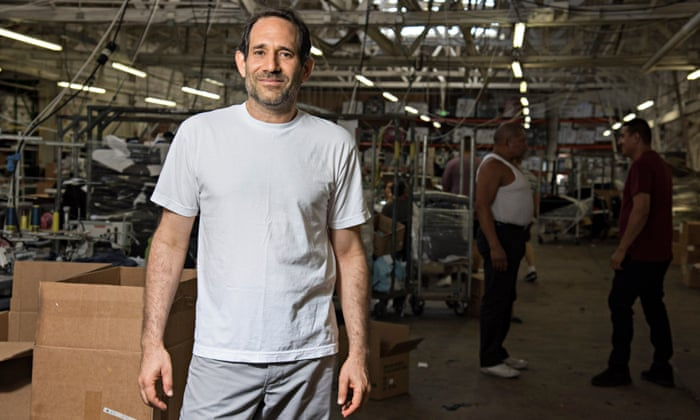 American Apparel founder Dov Charney   Sleeping with people you work with  is unavoidable   2796647b9