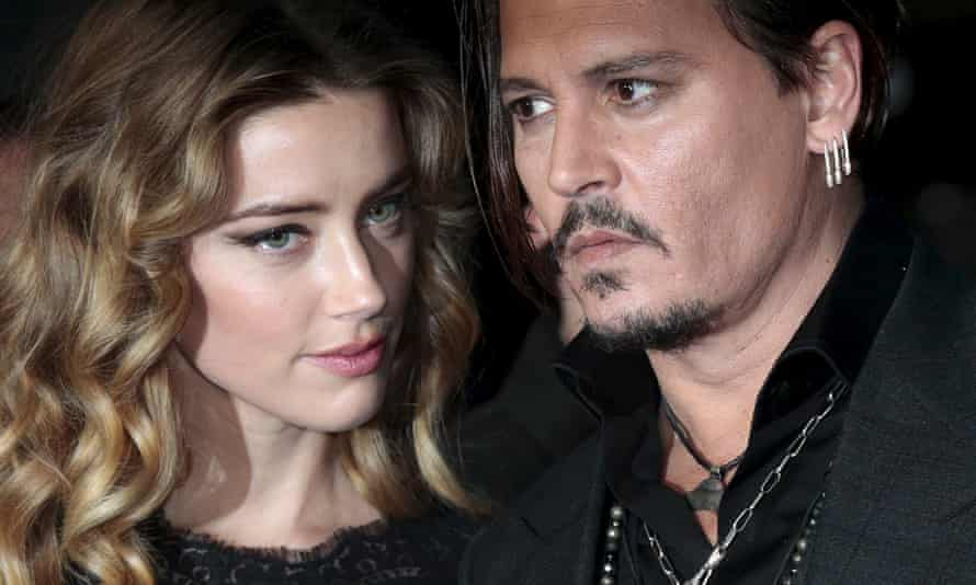Classy move: Amber Heard, seen with her ex-husband Johnny Depp, donated her $7 million divorce settlement to a children's hospital and a domestic-violence charity.