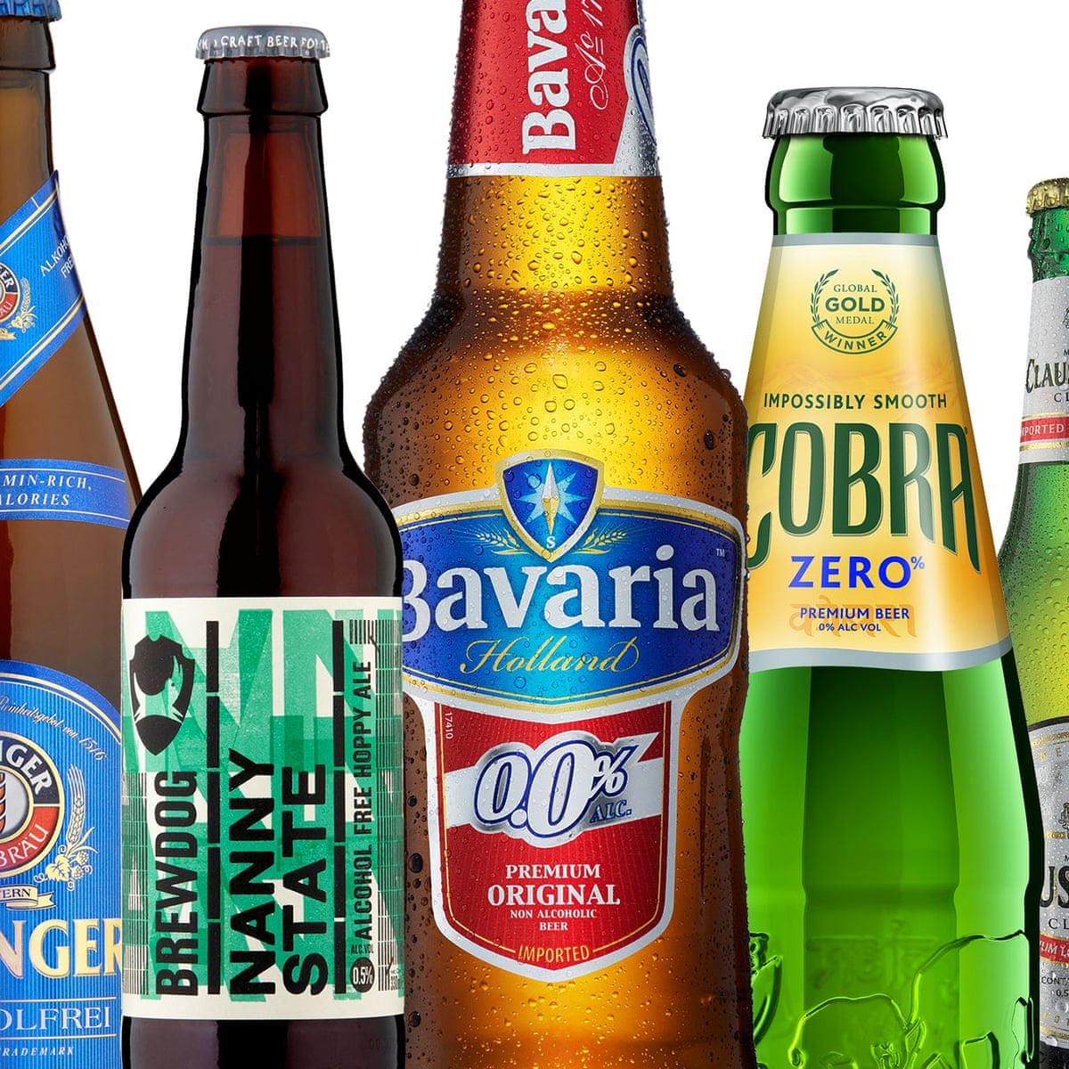 Alcohol Free Beer The Best And Worst Taste Test Beer The Guardian