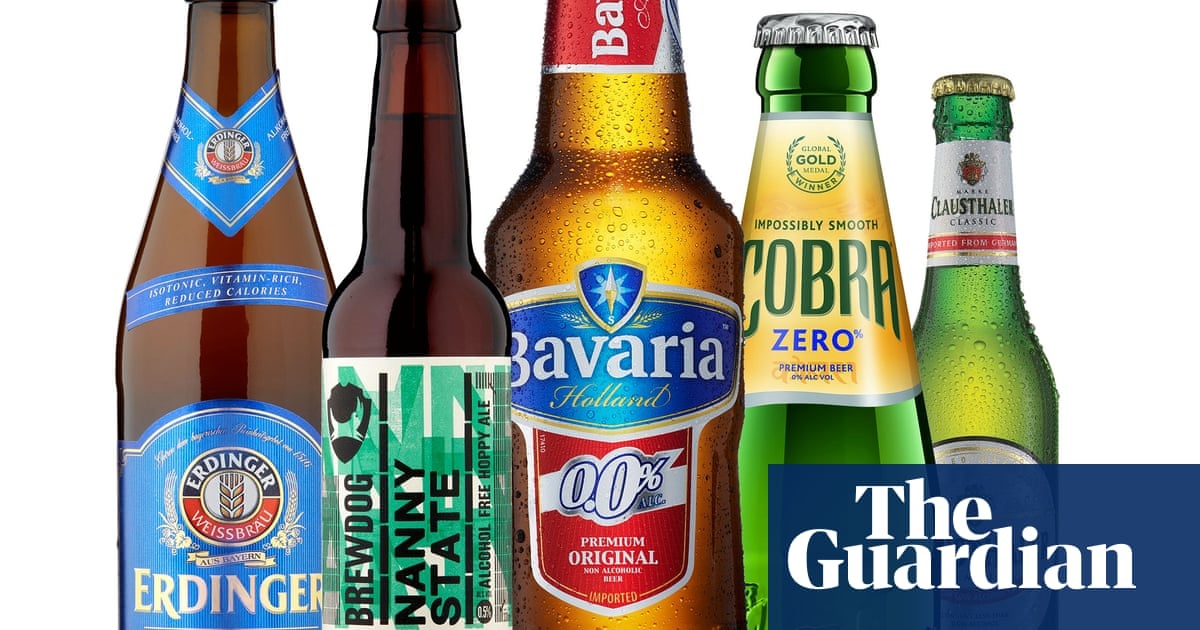 Alcohol-free beer: the best and worst – taste test | Food