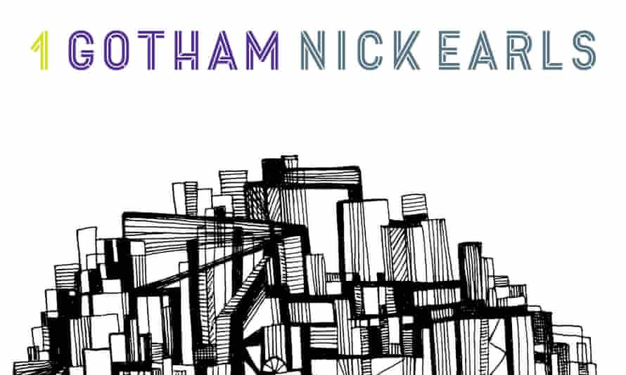 The cover of Gotham, the first of five novellas Australian writer Nick Earls is releasing in 2016.