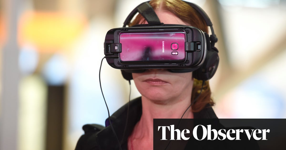 1cbd9bbebe1 Virtual reality  Is this really how we will all watch TV in years to come