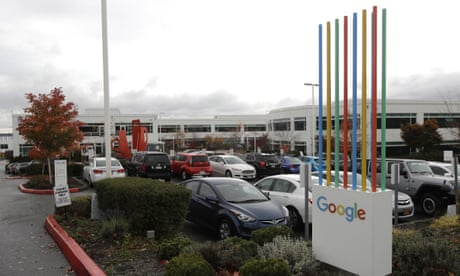 Lawsuit targets secrecy agreements surrounding Google's new campus