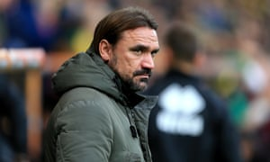Daniel Farke's Norwich have won nine of their last 12 games in all competitions, losing only once.
