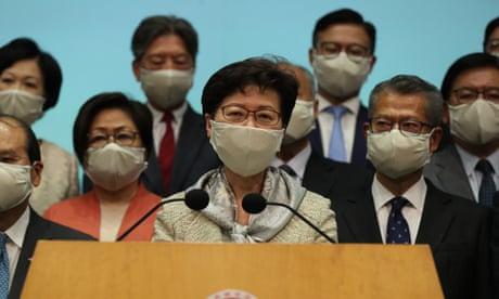 Hong Kong's own leaders have sacrificed its autonomy | Antony Dapiran