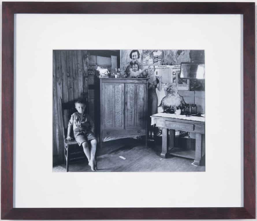 Untitled (After Walker Evans 6) by Levine Sherrie, 1990.