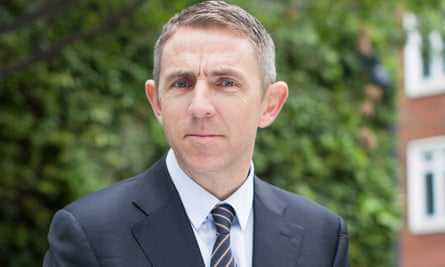 Gareth Farrelly is now a successful lawyer but feels that he underachieved in his football career.