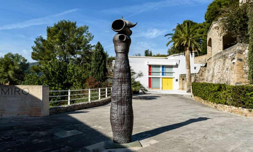 Miró Mallorca Fundació, Palma, Mallorca