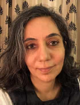 'Making the work is my high point' … Gauri Gill.