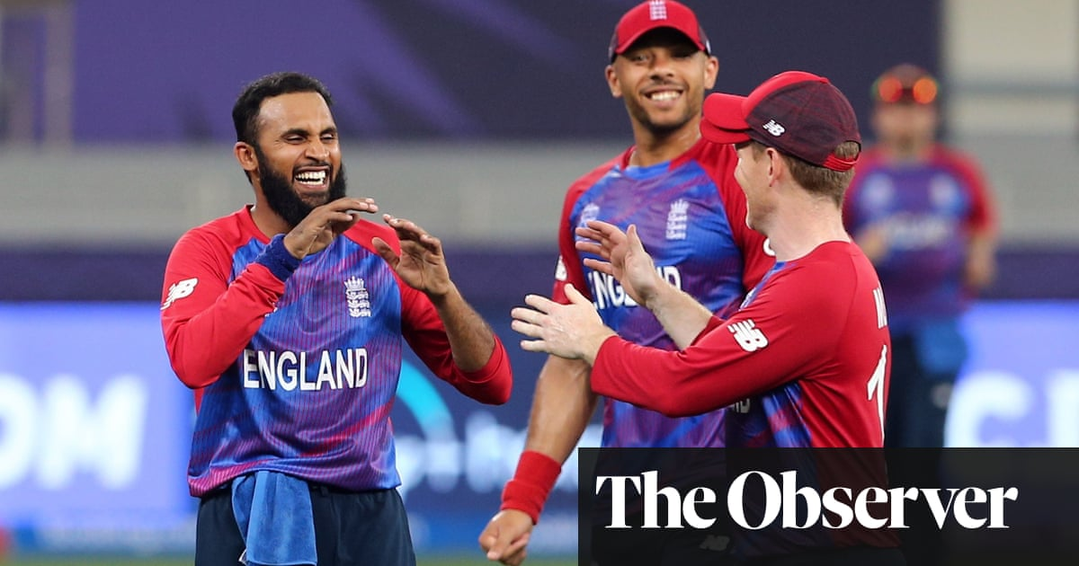 England up and running in T20 World Cup as West Indies are blown away