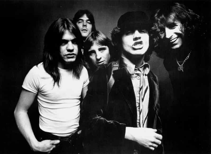 Members of AC/DC
