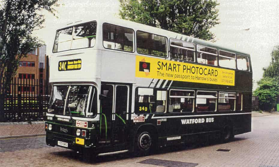 'The new passport to Harrow's buses'