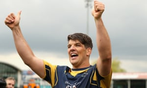 Donncha O'Callaghan, the Worcester Warriors captain, retired from rugby at the end of the season.