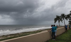 Hurricane Dorian: millions in coastal US warned to 'get out