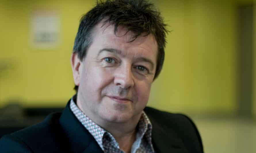 Stuart Maconie: 'sounding very much like a man in his late 50s.'