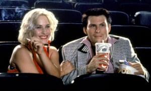 Patricia Arquette and Christian Slater in Tony Scott's 1993 classic True Romance.