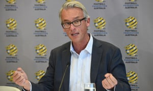 David Gallop is hopeful a deal can be struck between FFA and PFA this week.