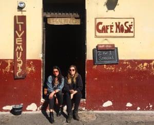 Café No Sé, Antigua