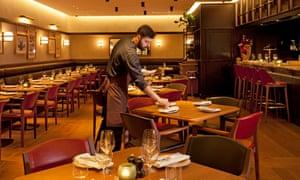 Gridiron, Como Metropolitan Hotel, Old Park Lane, Mayfair, for Jay Rayner's restaurant review, OM, 18/12/2018. Sophia Evans for The Observer