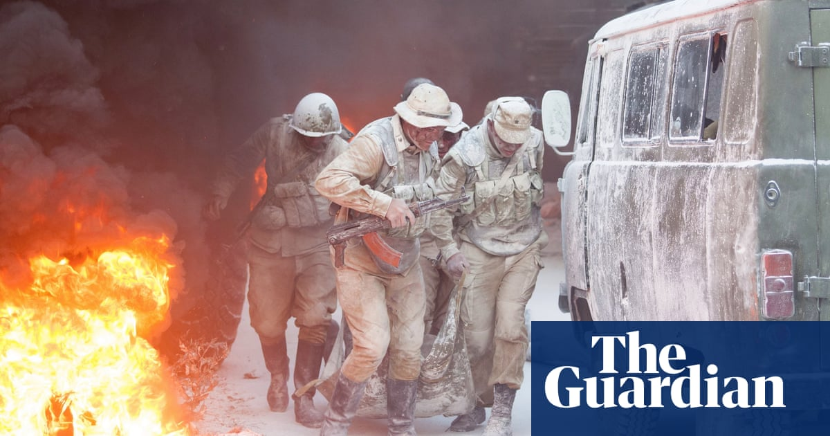 'Dirt and filth': Russia attacks film about Red Army in Afghanistan