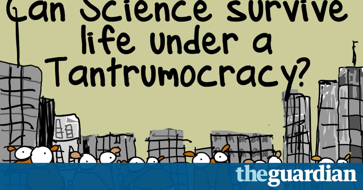 Can Raccoons of the Resistance save Science from the Tantrumocracy? | First Dog on the Moon