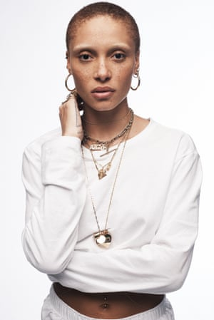 a703dcb36 Model Adwoa Aboah: 'In 2017, there is more than one way to be ...