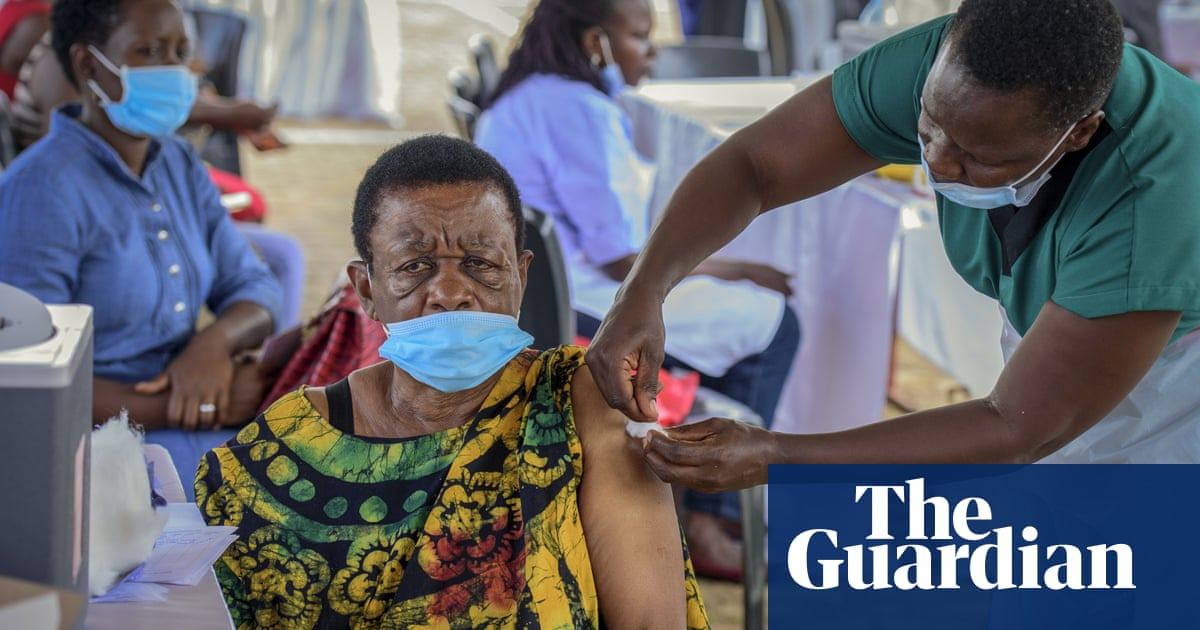 Ugandan minister blames west for Covid vaccine shortage