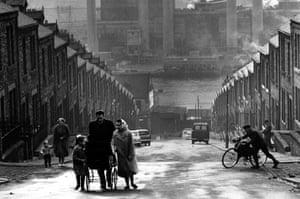 Scottswood Road area, Newcastle, 1963