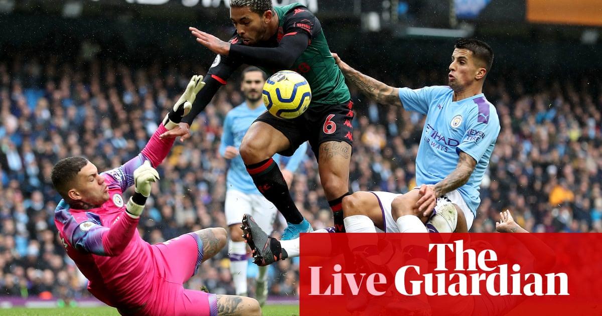 Manchester City v Aston Villa: Premier League – live!