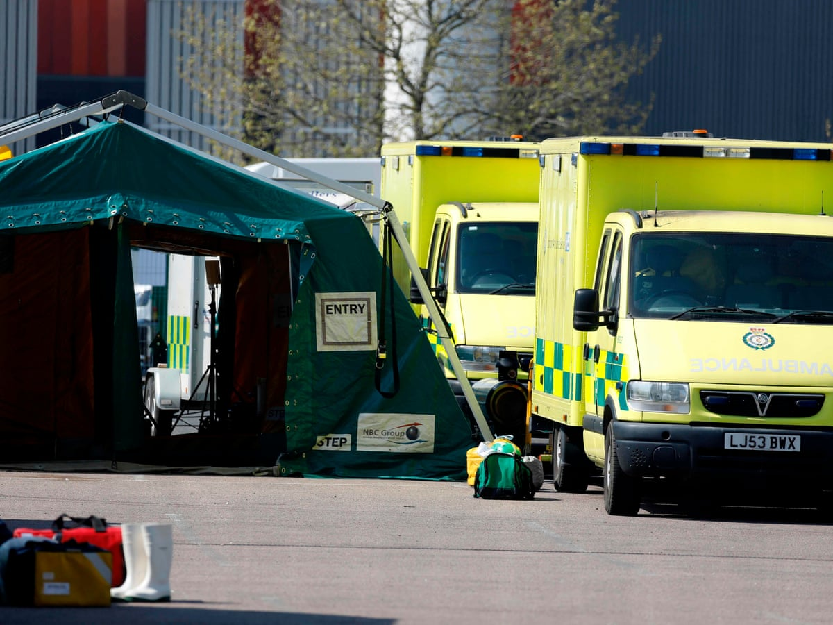 Coronavirus 980 Dead In Uk Hospitals In Deadliest Day Of Pandemic Yet World News The Guardian