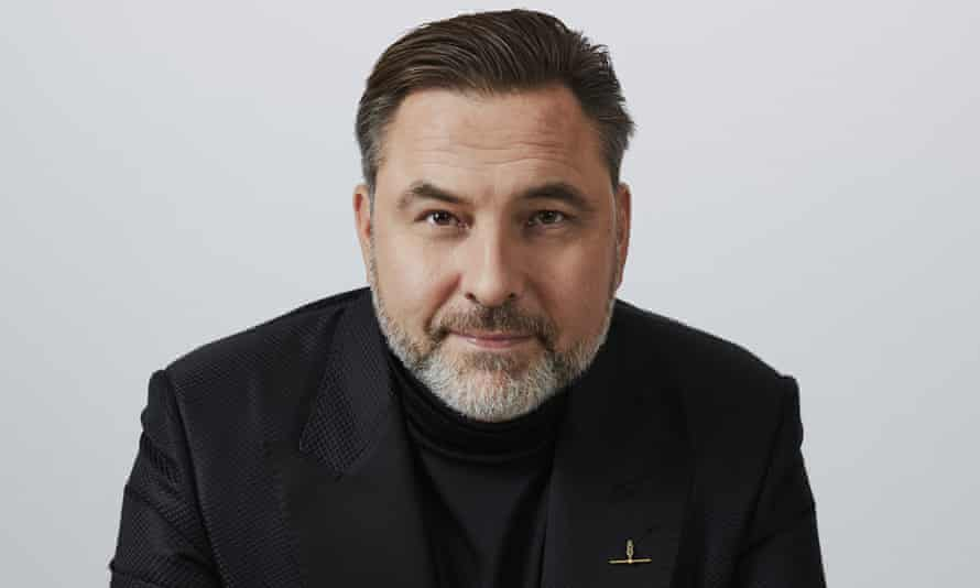 David Walliams … 'I haven't read any of my own books – I hear they are wonderful.'
