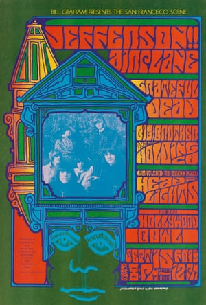 Various artists - Jefferson Airplane, The Grateful Dead etc, 1967-1969