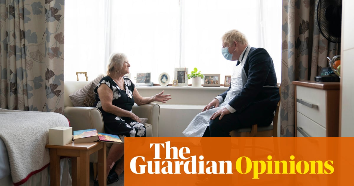 Boris Johnson is right that we have to live with Covid, but he's not making it easy