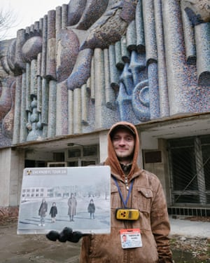 Chernobyl welcomes the tourists – 'a messy and morally