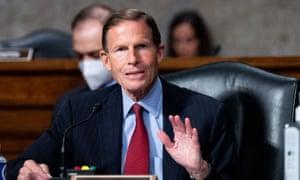 Senator Richard Blumenthal.