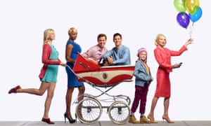 Short-lived surrogate-themed TV series The New Normal