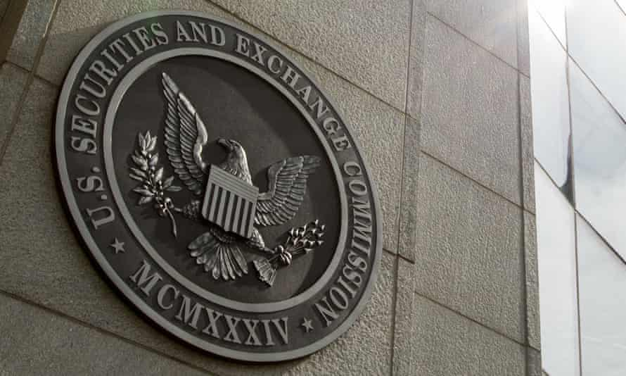 The Securities and Exchange Commission seal