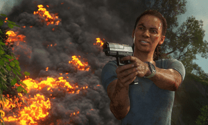 Nadine in Uncharted: The Lost Legacy.