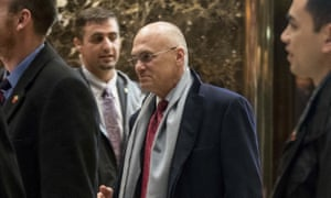Andrew Puzder has withdrawn from consideration for labor secretary.