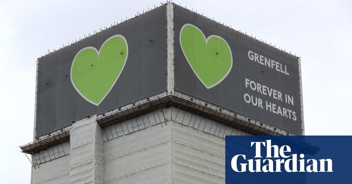 Grenfell inquiry: London fire brigade's water 'could have reached top floor'