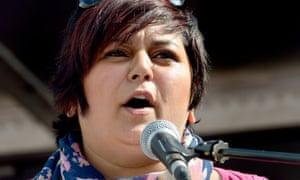 Rehana Azam of the GMB