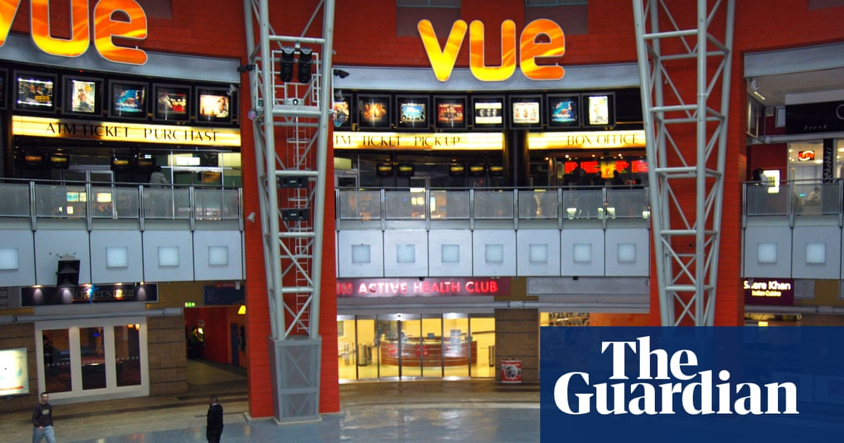 Vue cinemas fined £750,000 over death of customer trapped by chair