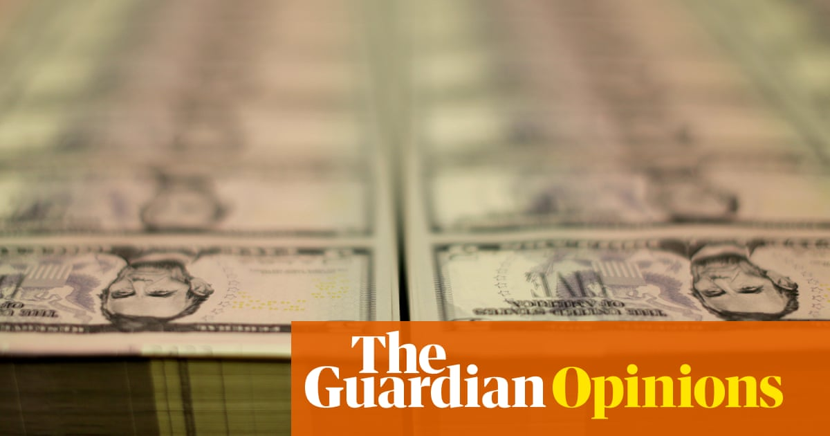 The US dollar's hegemony is looking fragile