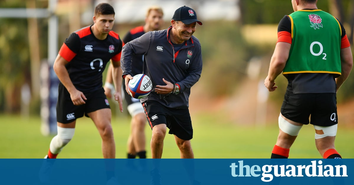 Eddie Jones: England players must start World Cup fitness work now