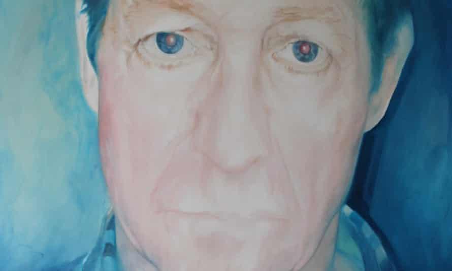 Alastair Campbell portrait