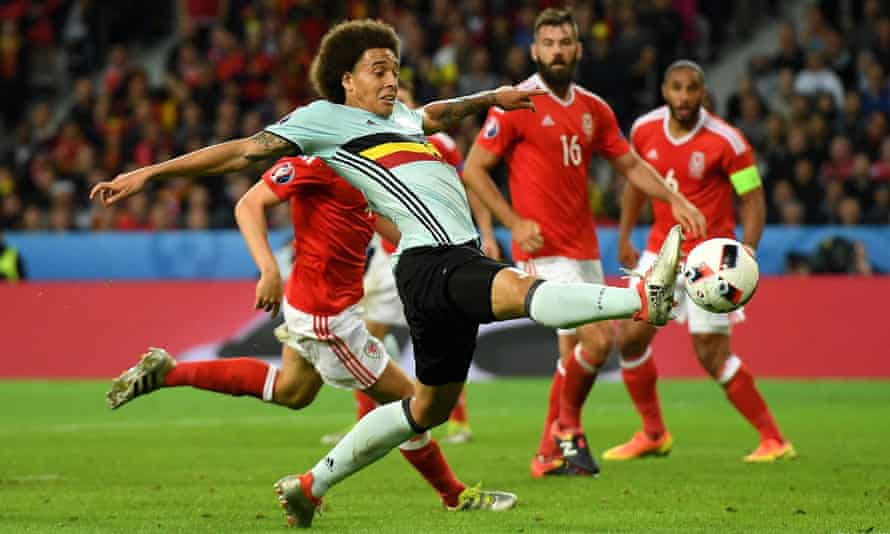 Axel Witsel, a current Belgium international, rejected the chance to go to Juventus and instead joined Tianjin Quanjian in China.