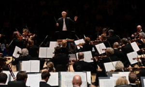 Vasily Petrenko conducts the Oslo Philharmonic at the Barbican.