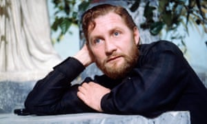Roy Dotrice in the television drama series Armchair Theatre – A Cold Peace, 1965.